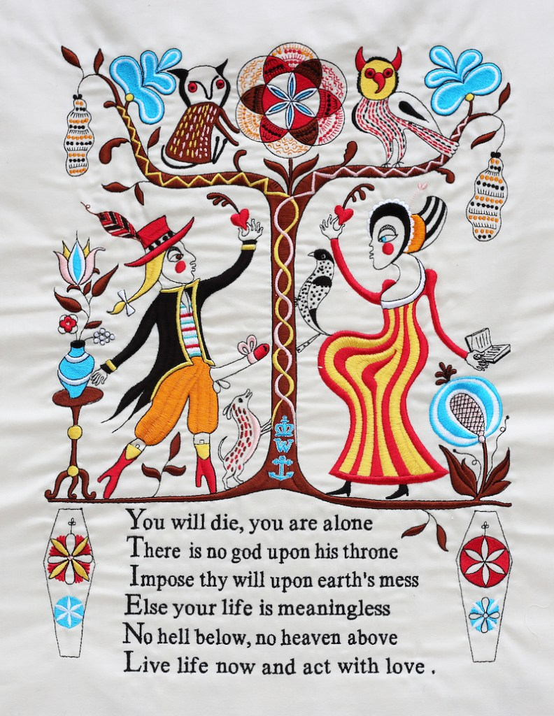 Grayson Perry's Recipe for Humanity