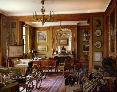 the private collection of Emile Hermès