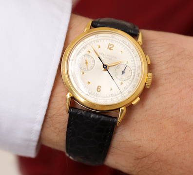 Patek Philippe vintage watch 2