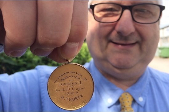 Harry Thorpe medal