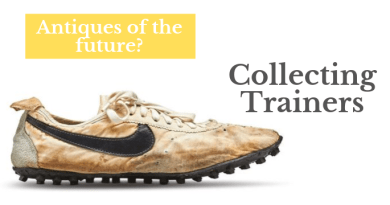 How to start Collecting Trainers