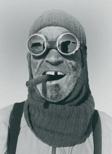 Polar explorer Henry Worsley