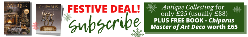 Festive subscription offer