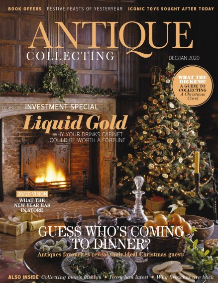 Antique Collecting magazine December January