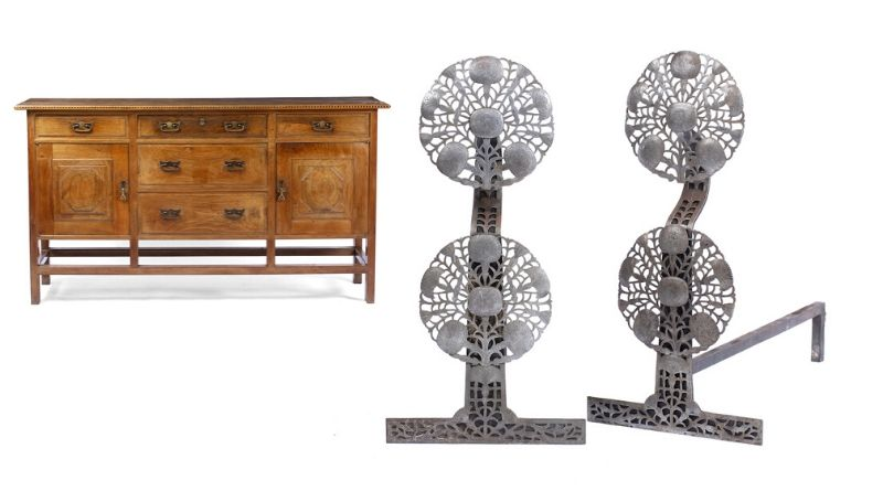 Ernest Gimson designs