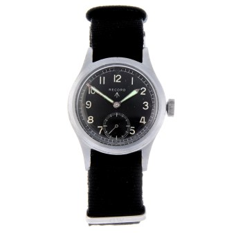 Dirty Dozen Record military watch