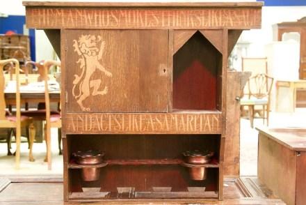 Liberty smokers cabinet