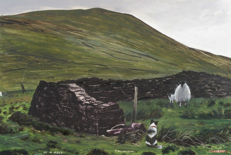 Peter Brook 'In a Fold in the Cheviots'