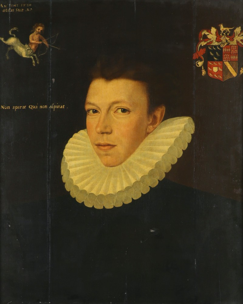 Portrait of Thomas Arundell, 1st Baron Arundell of Wardour (1560-1639)