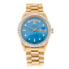 Rolex watch in Fellows' sale