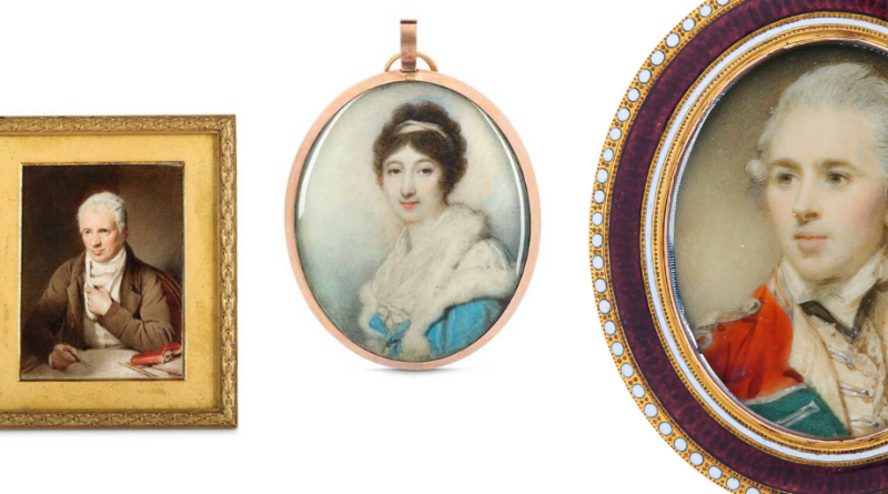 Irish Portrait Miniatures