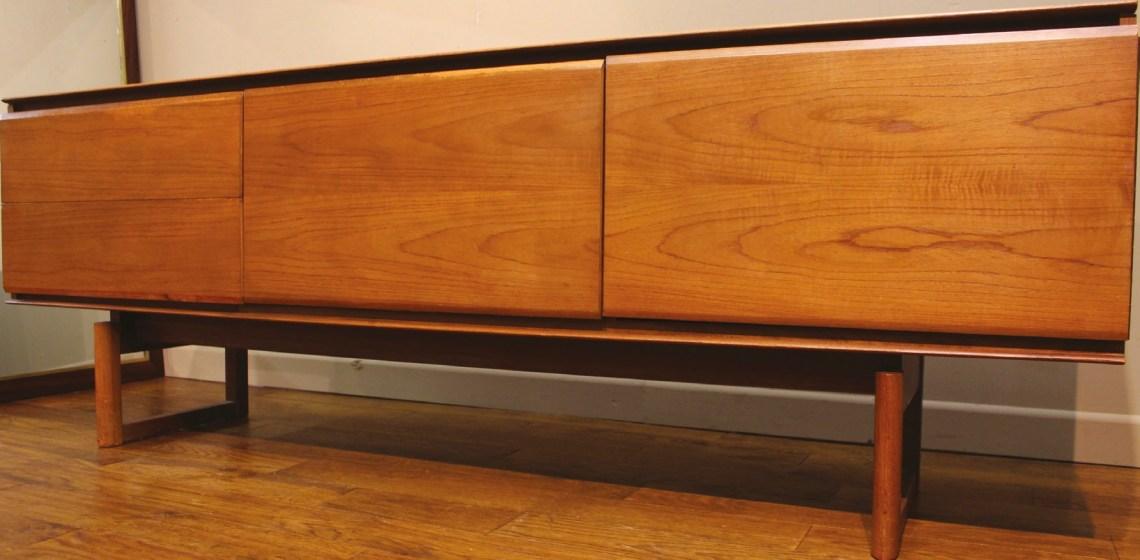 Chilgrove mid-century British sideboard