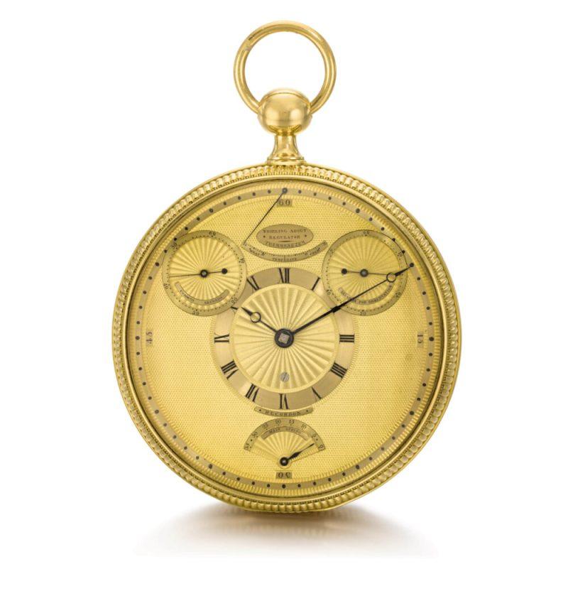 King George III Breguet Watch
