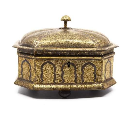 Antique Indian casket