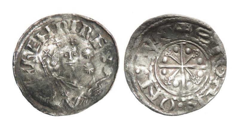 Henry I silver penny