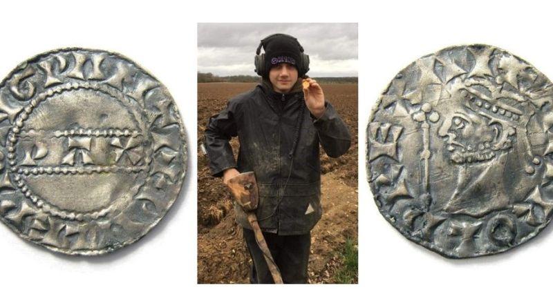 Harold II silver penny