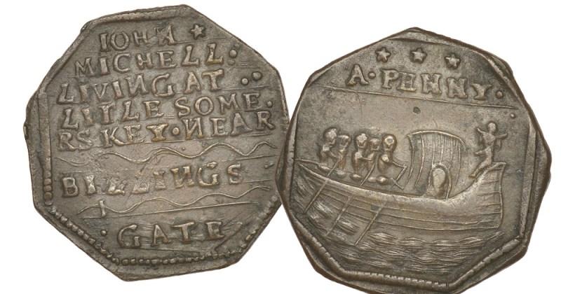17th-century trade tokens