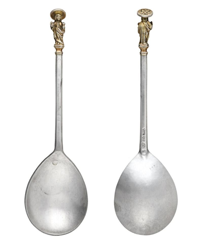 Henry VII apostle spoon
