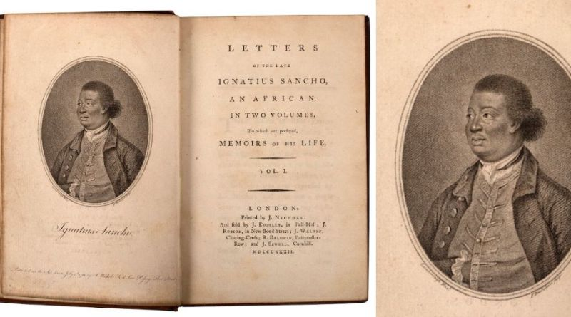 Letters of Ignatius Sancho An African