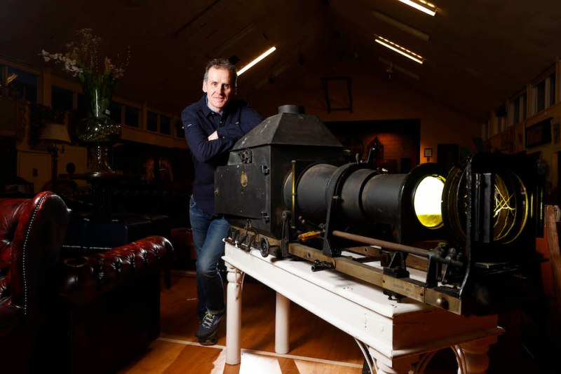 Niall Mullen Antiques Picture Conor McCabe Photography.