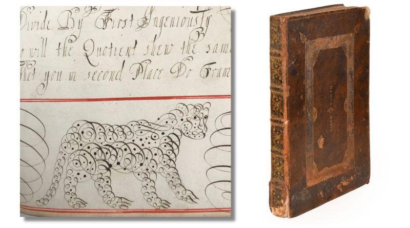17th century copybook