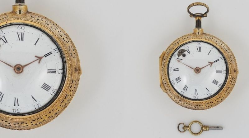 Daniel Quare pocket watch