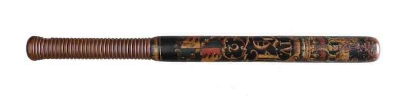 Antique truncheon in Somerset sale
