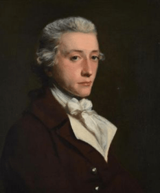 ortrait of Samuel Ward by John Opie (British 1761-1807). Estimate £3,000-£5,000