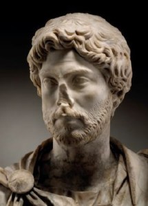 Roman Bust from Tomasso Borthers at TEFAF Maastricht
