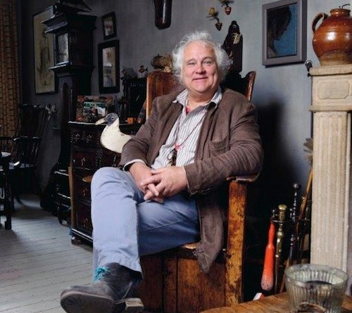 Folk Art collector Robert Young