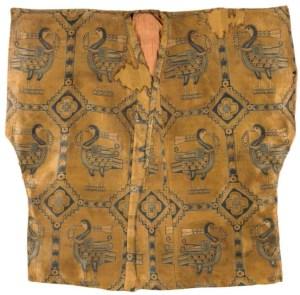 A silk samite shirt