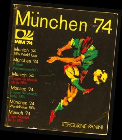 Sticker albums are popular when collecting World Cup memorabilia