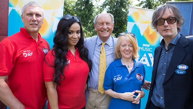BBC Music Day Bargain Hunt special