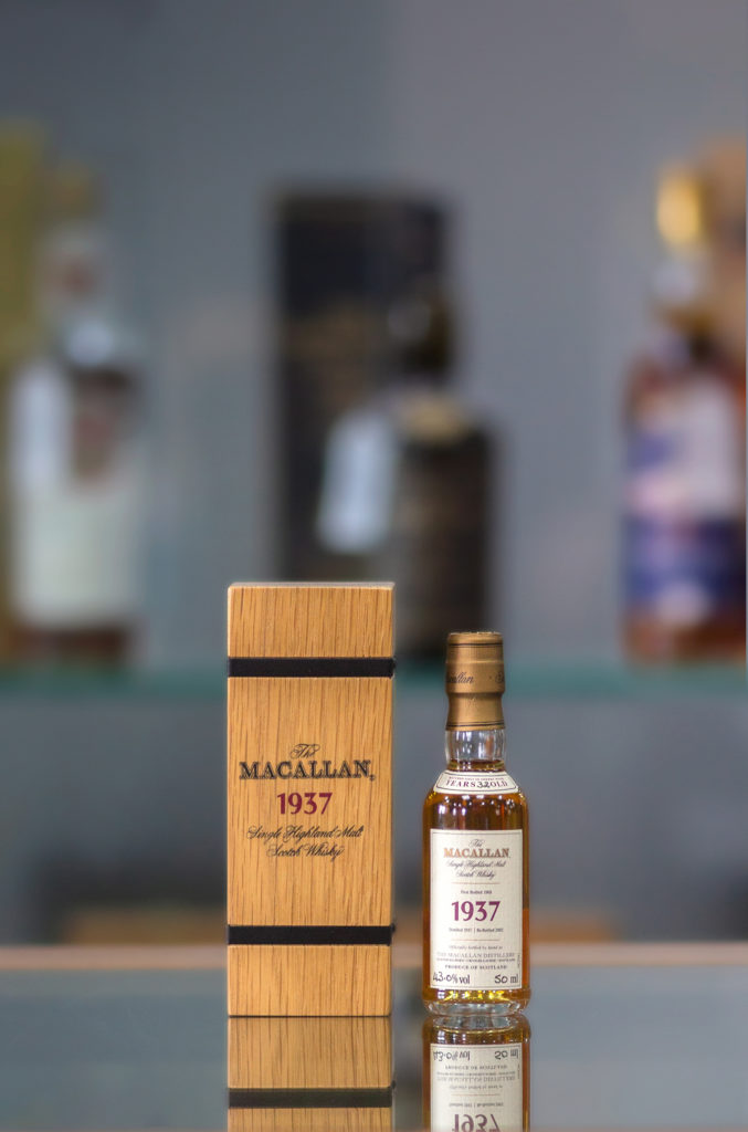 The whisky miniatures could fetch thousands