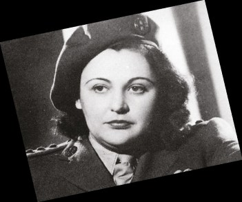 The Australian spy Nancy Wake