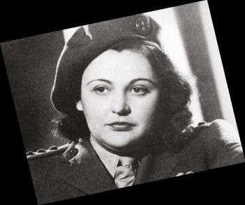 The Australian spy Nancy Wake