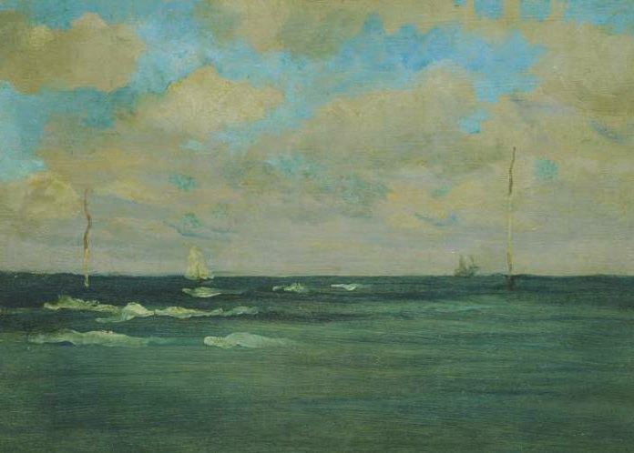 James McNeill Whistler oil painting