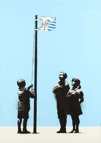 Banksy - Very Little Helps