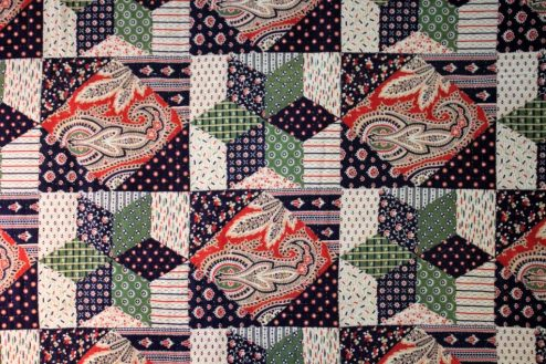 Hannah Hauxwell quilt in Yorkshire sale