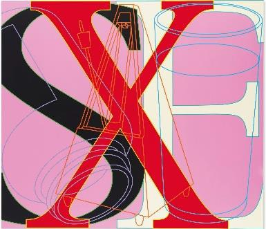 Michael Craig Martin - Sex Untitles