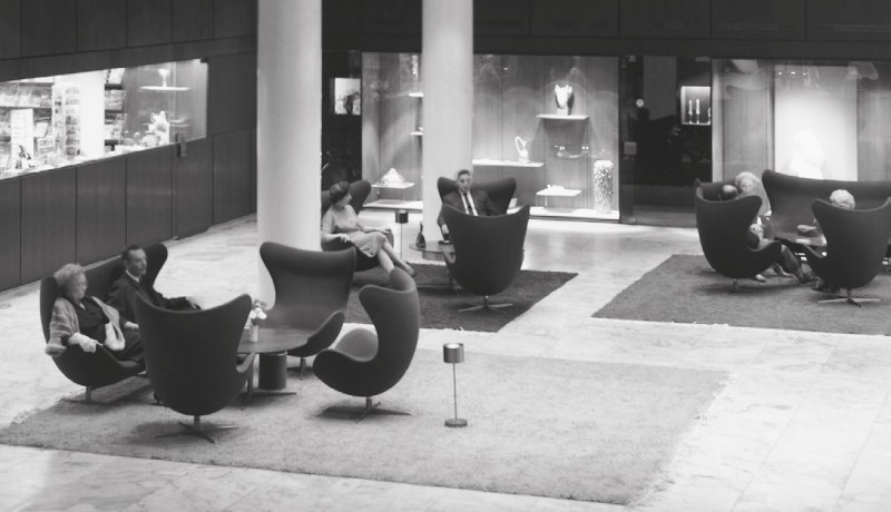 Arne Jacobson's Egg Chair