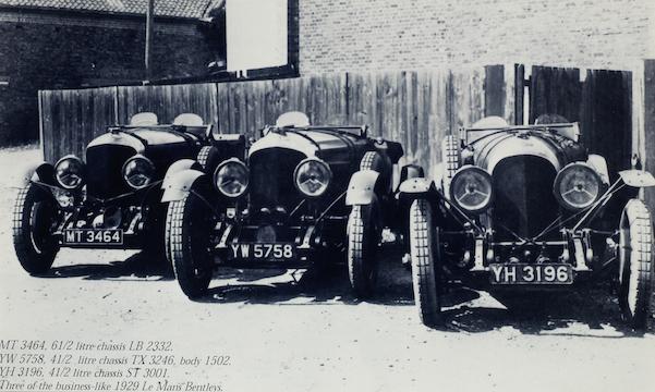 Bentley motor cars