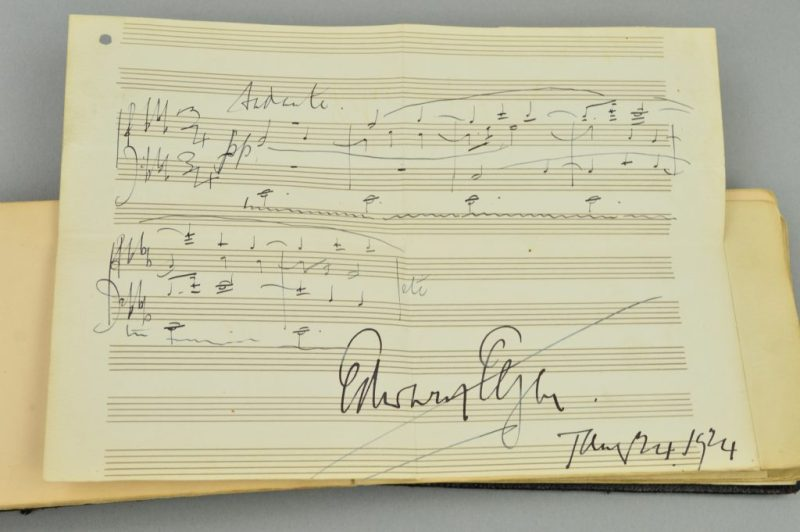 The Elgar Manuscript