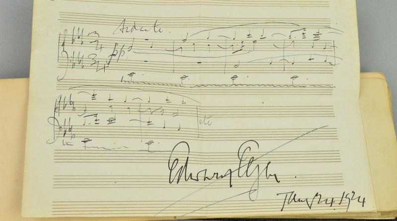 The Elgar Manuscript