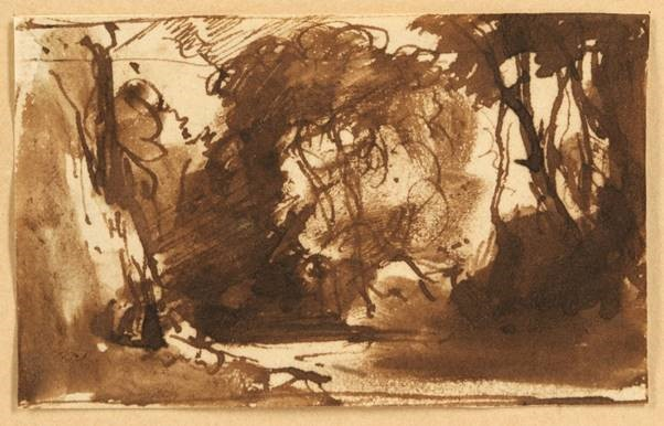John Constable sketch that sold in London