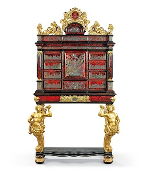Flemish cabinets from the Rothschild family collection
