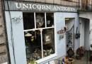 Edinburgh antiques shop celebrates half century