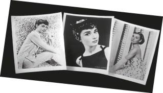 Photographs of Audrey Hepburn
