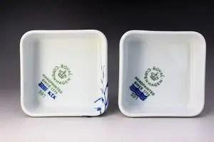 ホワイトプレイン皿