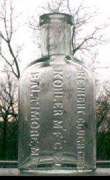 Kohler's Bottle
